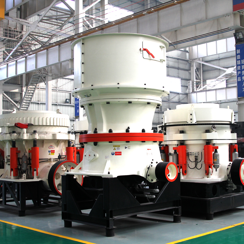 Contrast of CS Cone Crusher and HP Cone Crusher in