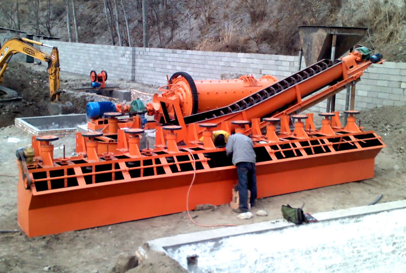 Flotation Beneficiat
