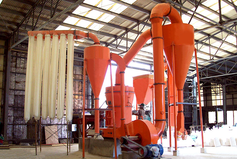 Powder Grinding Production Lin